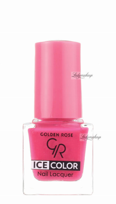 Golden Rose - Ice Color Nail Lacquer  Lakier do paznokci - 116