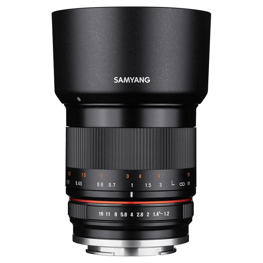 Obiektyw Samyang 35mm F1.2 ED AS UMC CS Sony E