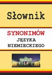 Słownik synonimów języka niemieckiego - Ebook.