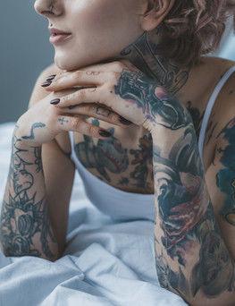 Voucher do studia tatuażu  Poznań