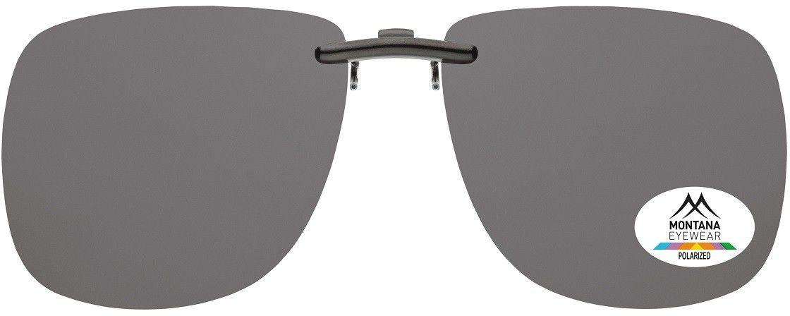 Nakładki Nerdy polaryzacyjne na okulary korekcyjne Montana C11