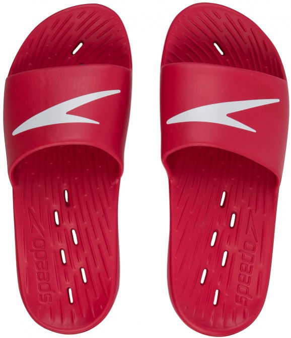 Speedo slide fed red