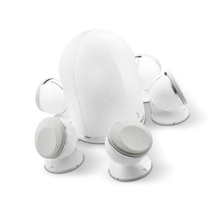 Zestaw głośników Focal DOME 5.1 - biały + UCHWYT i KABEL HDMI GRATIS !!! MOŻLIWOŚĆ NEGOCJACJI  Odbiór Salon WA-WA lub Kurier 24H. Zadzwoń i Zamów: 888-111-321 !!!