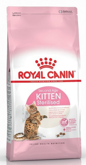 Royal Canin Kitten Sterilised 0,4kg