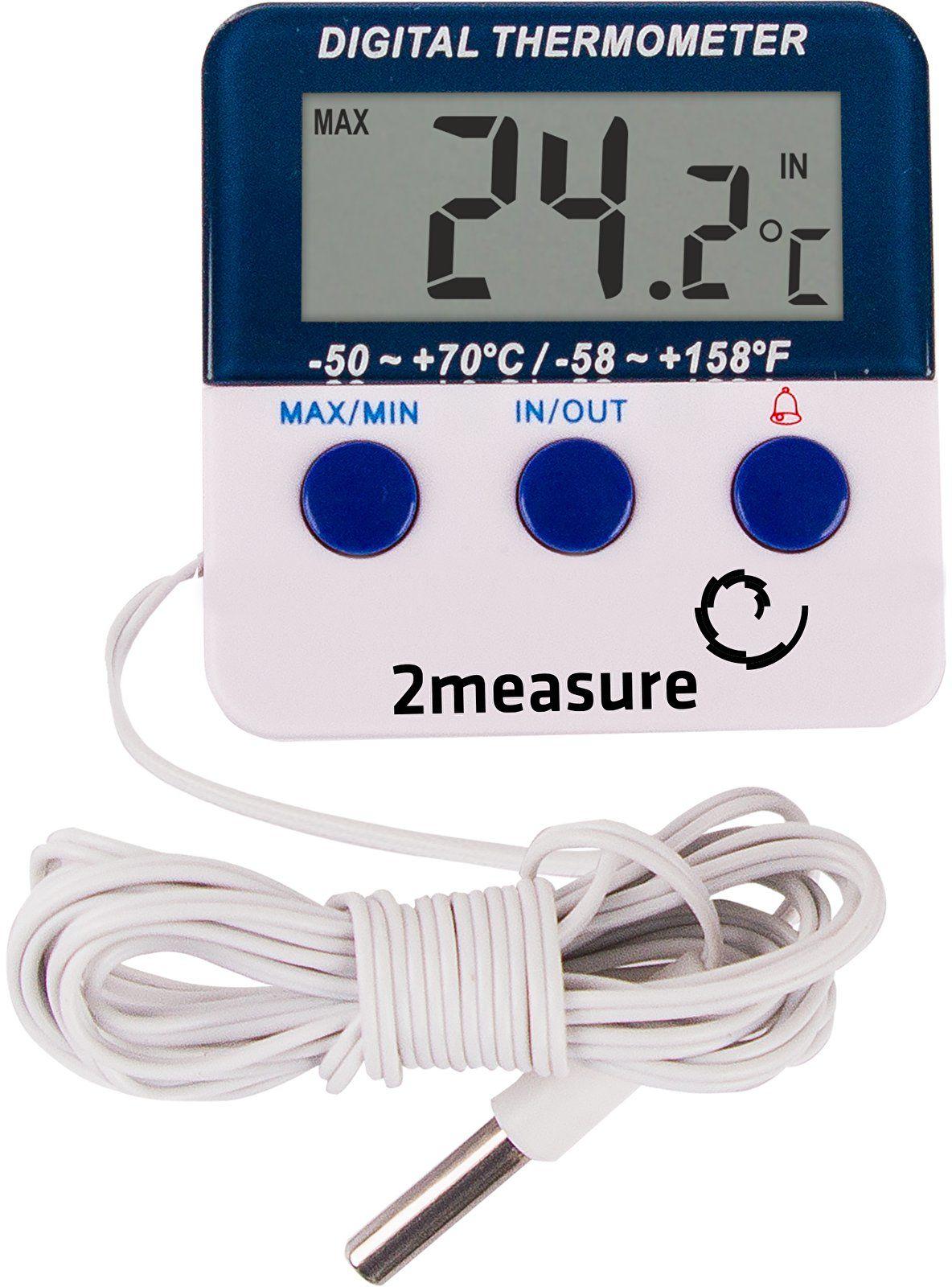 Stacja pogody - termometr