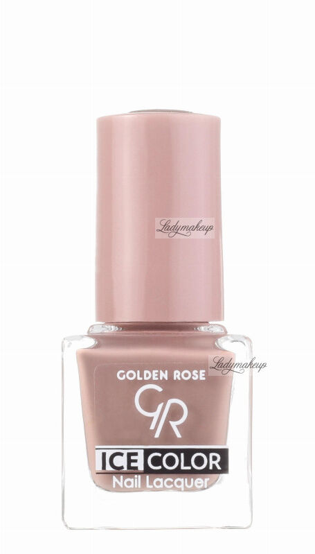 Golden Rose - Ice Color Nail Lacquer  Lakier do paznokci - 120