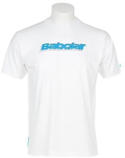 Babolat T-shirt Training Basic Men - white