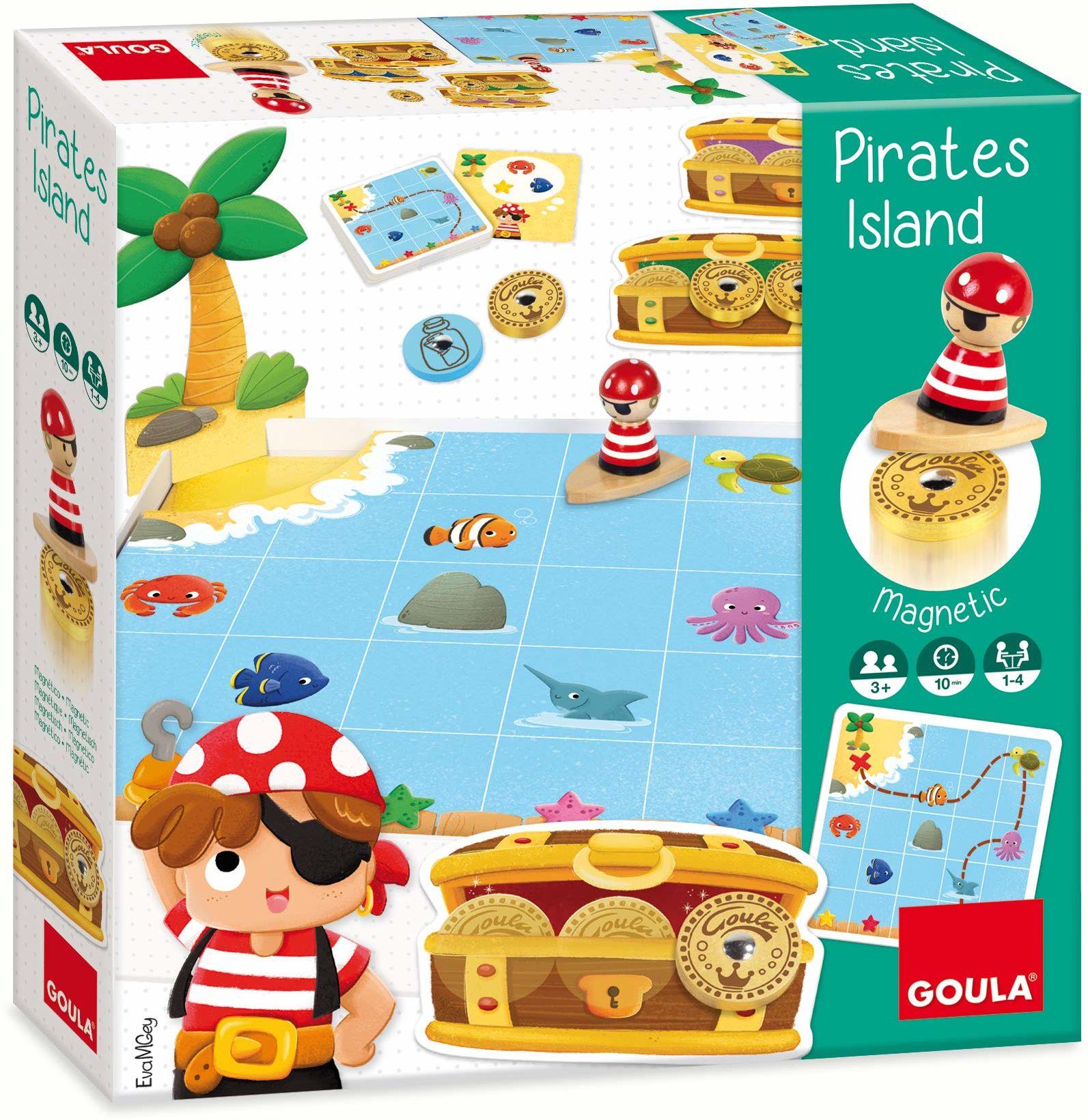 Goula- piraci Island, 53169, Multi