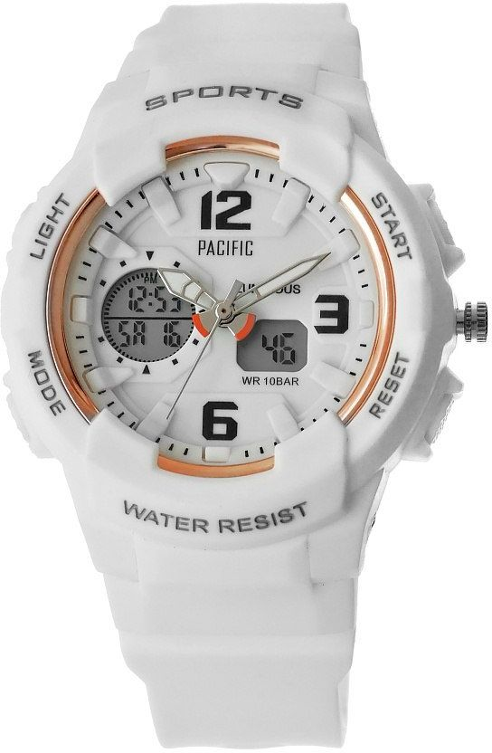 Zegarek Męski Pacific 220AD-5 10 BAR Unisex Do PŁYWANIA