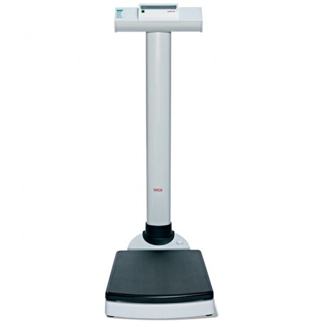 SECA 704 Elektroniczna waga kolumnowa o dużym obciążeniu maksymalnym