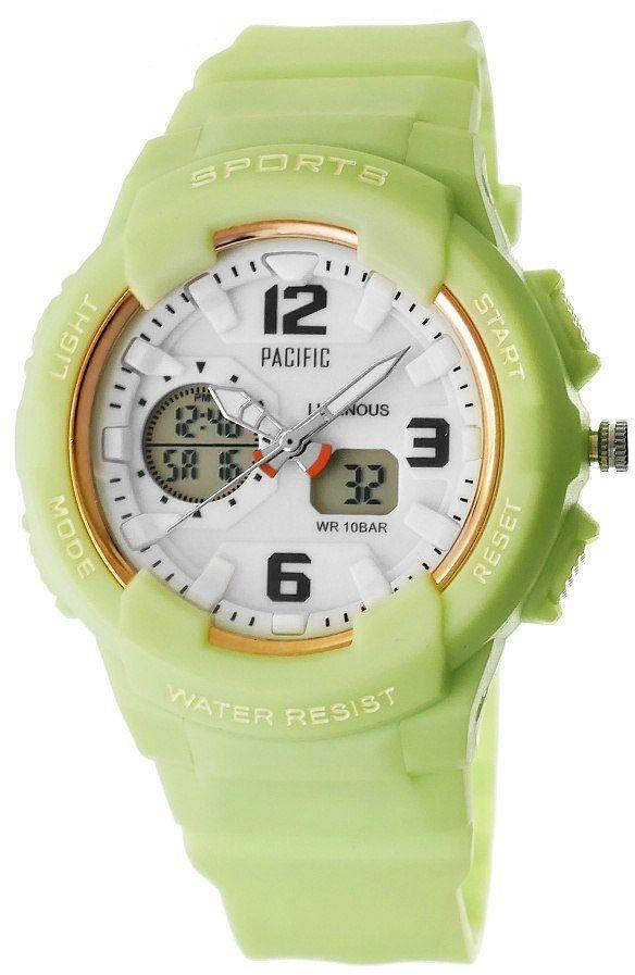 Zegarek Męski Pacific 220AD-6 10 BAR Unisex Do PŁYWANIA