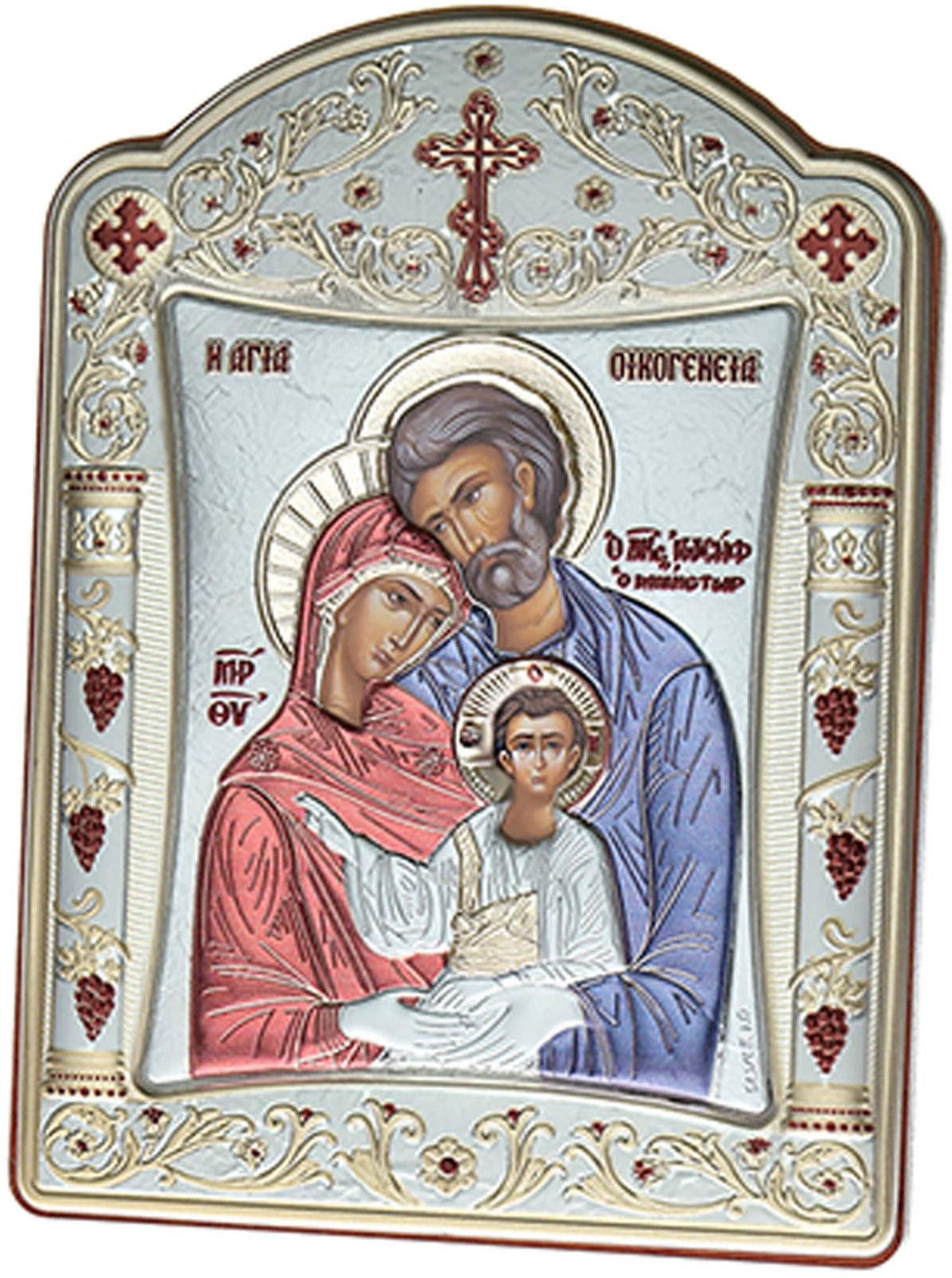 Ikona prawosławna Świętej Rodziny