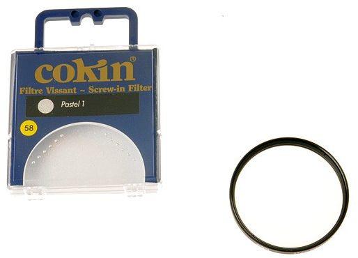 Cokin S086 filtr pastelowy 1 62mm