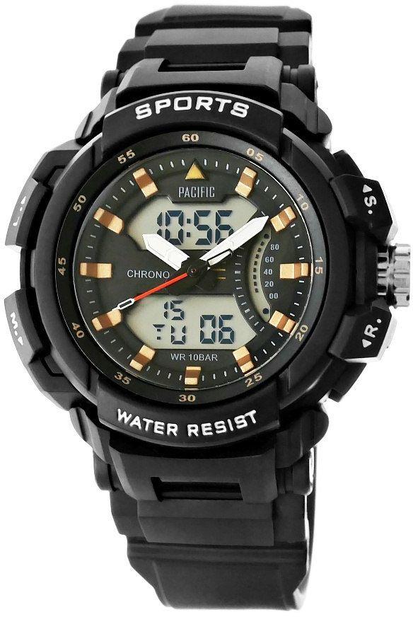 Zegarek Męski Pacific 222AD-2 10 BAR Unisex Do PŁYWANIA