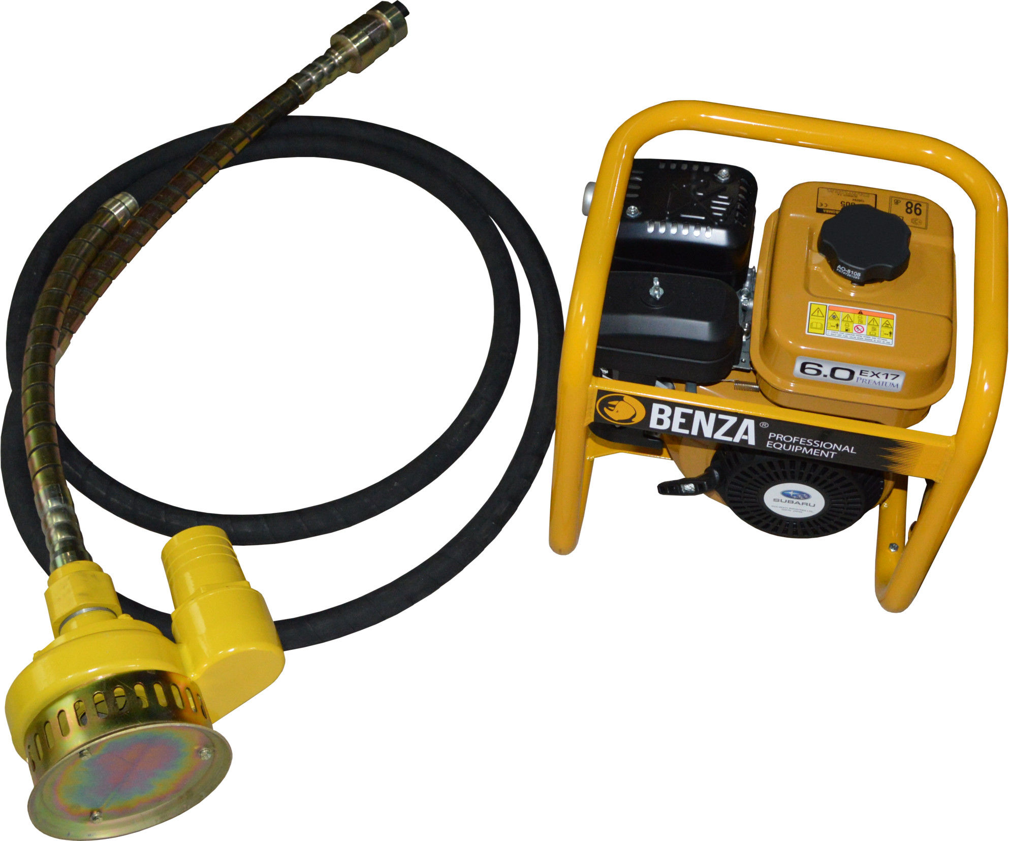 Motopompa do wody brudnej Benza Flexible