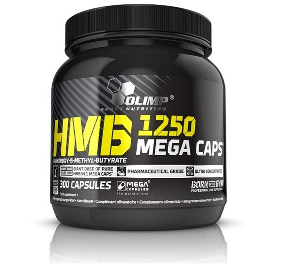HMB Mega Caps 300kap