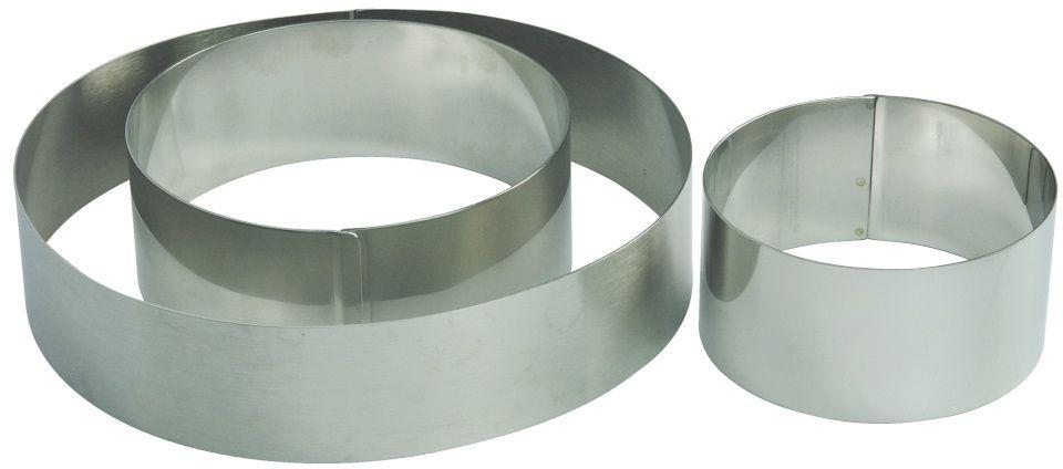 Pierścień kucharsko-cukierniczy śr. 8 cm