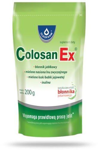 Colosan EX z probiotykami proszek 200 g