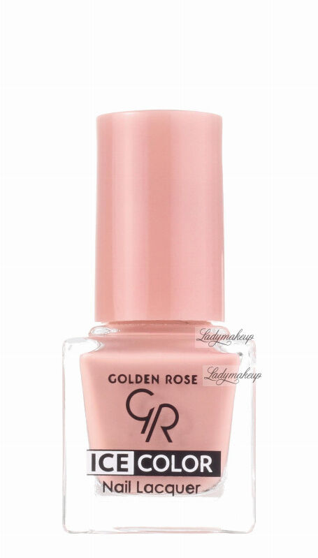 Golden Rose - Ice Color Nail Lacquer  Lakier do paznokci - 118