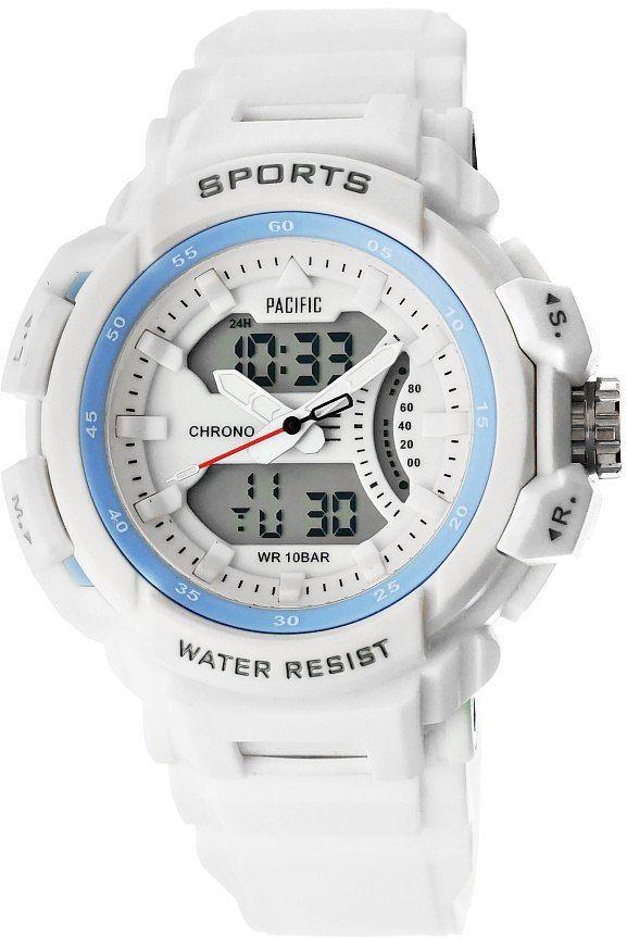 Zegarek Męski Pacific 222AD-7 10 BAR Unisex Do PŁYWANIA