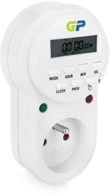 Elektroniczny programator czasowy - Green Power PC-03
