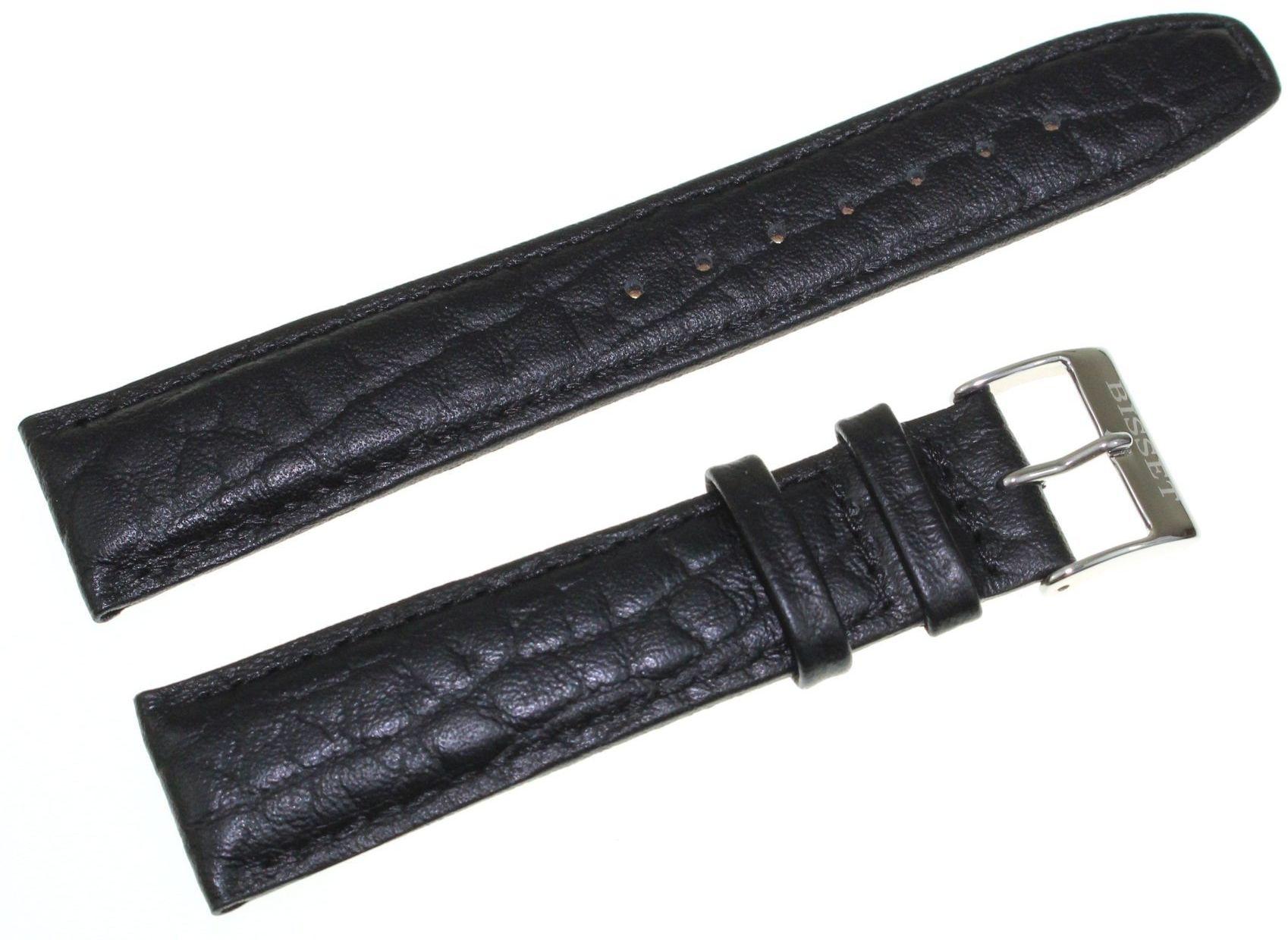 Skórzany pasek do zegarka Bisset 20 mm BS-104.20.18