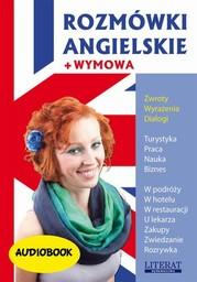 Rozmówki angielskie - Audiobook.