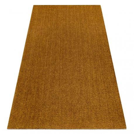 Nowoczesny dywan do prania LATIO 71351800 złoty 60x115 cm