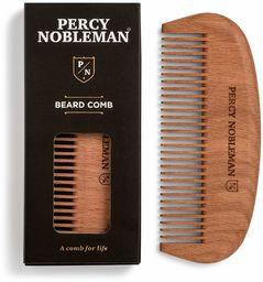 Percy Nobleman grzebień do brody, 1 opakowanie (1 x 1 sztuka)