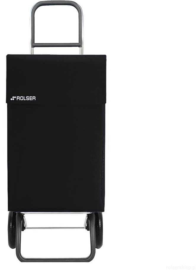 Wózek zakupowy dwukołowy Rolser Convert Jane LN /czarny/