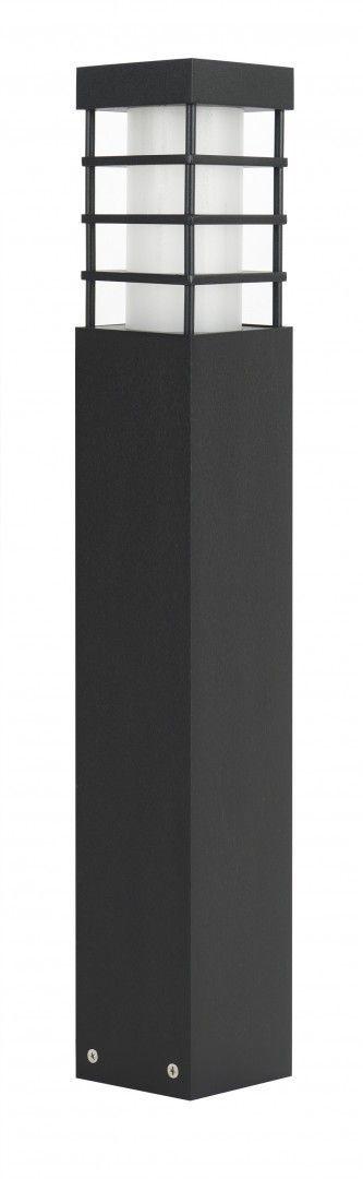 SU-MA RADO II 2 BL lampa stojąca czarna E27 IP54 50cm