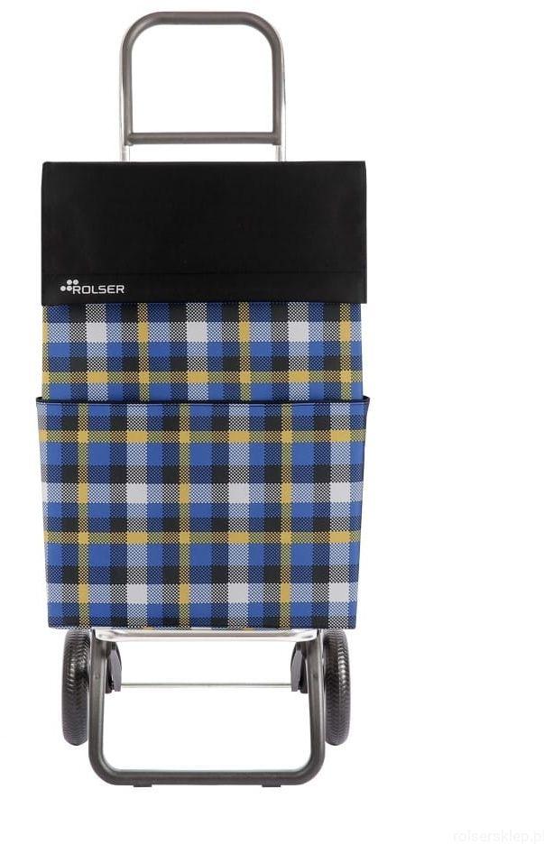 Wózek zakupowy dwukołowy Rolser Convert Scottish