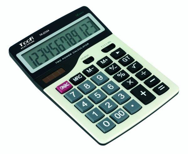 Kalkulator TOOR TR-2235A - X06793