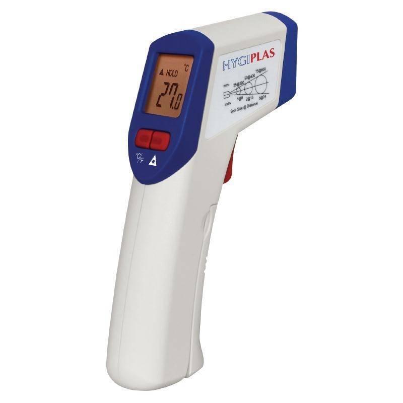Termometr na podczerwień 3,2x6,3x(H)17,5cm