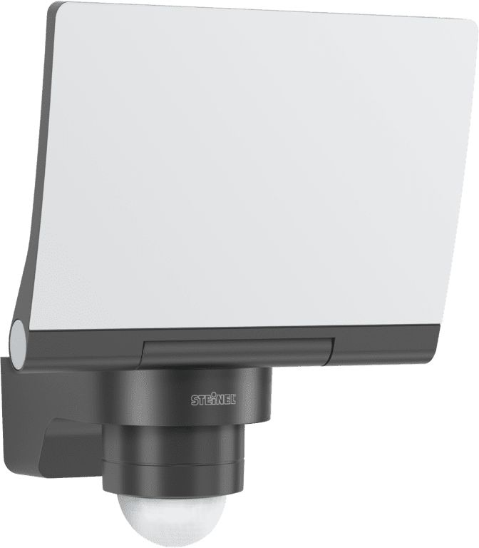 Naświetlacz z czujnikiem XLED Pro 240 ST068066 Steinel zewnętrzna oprawa w kolorze antracytu