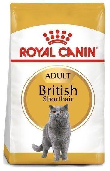 Royal Canin British Shorthair Adult 4kg - karma dla dorosłych kotów rasy brytyjski krótkowłosy 4kg