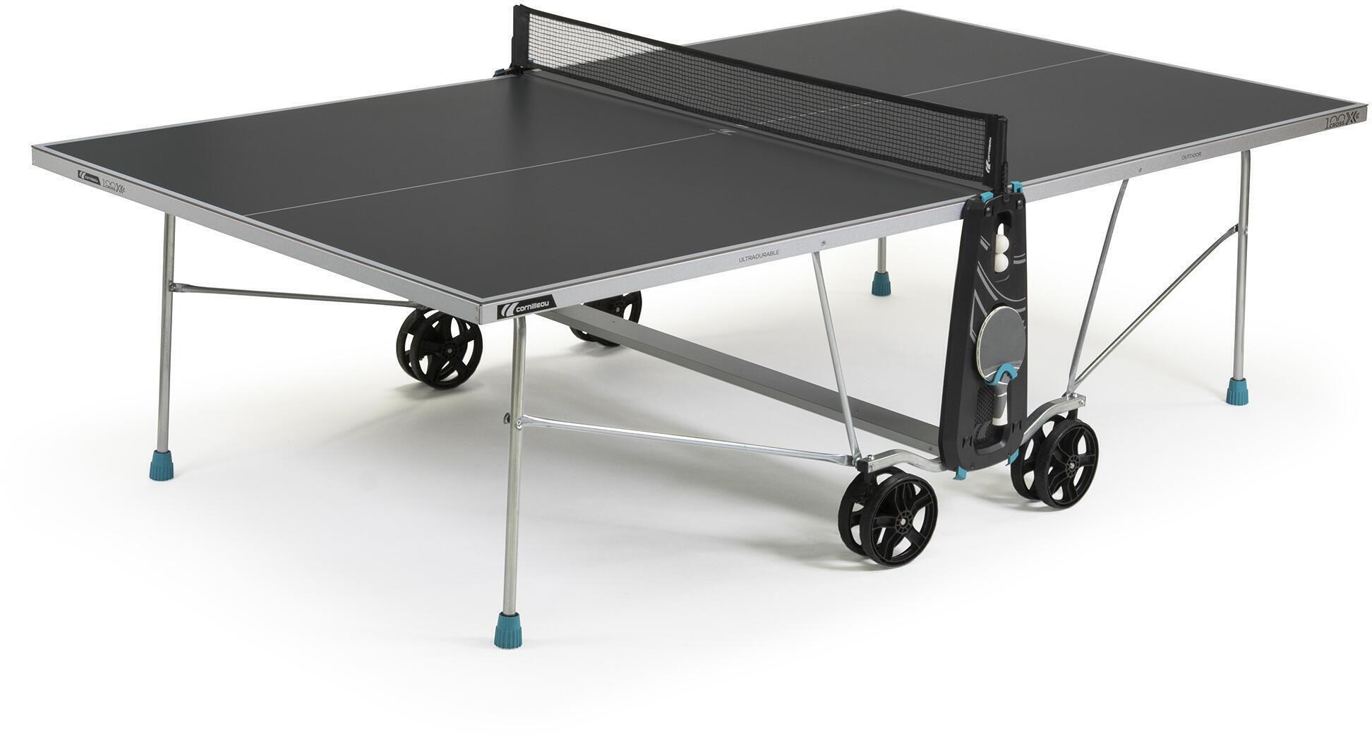 Stół do tenisa stołowego free 100X outdoorowy
