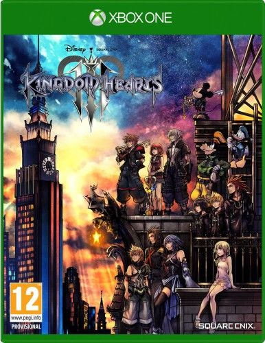 Kingdom Hearts III XOne