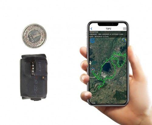 Lokalizator GPS NANO ( Podsłuch z nagrywaniem )
