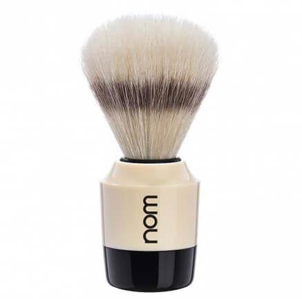 Muhle Nom Marten Pędzel do golenia ecrue dla mężczyzn