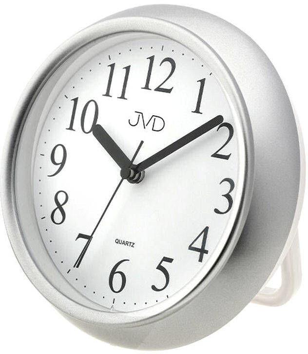 Zegar ścienny stojący JVD SH024.1 Łazienkowy Wodoszczelny