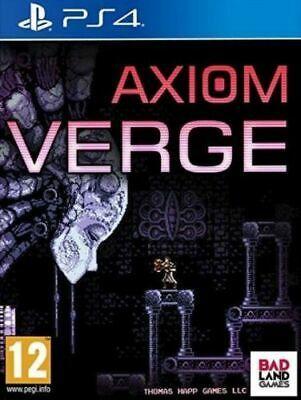 Axiom Verge PS 4