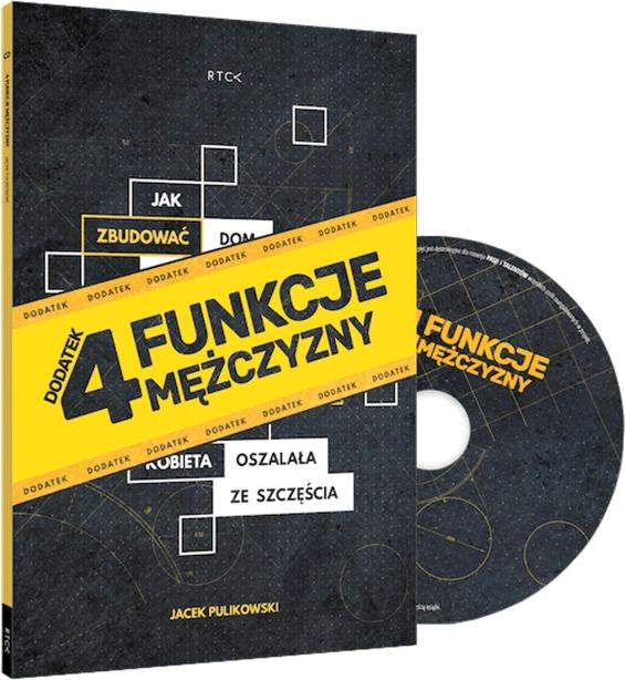 4 Funkcje Mężczyzny - Jacek Pulikowski - CD