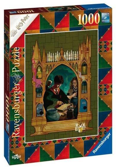 Puzzle 1000 Kolekcja Harry Potter 2 - Ravensburger