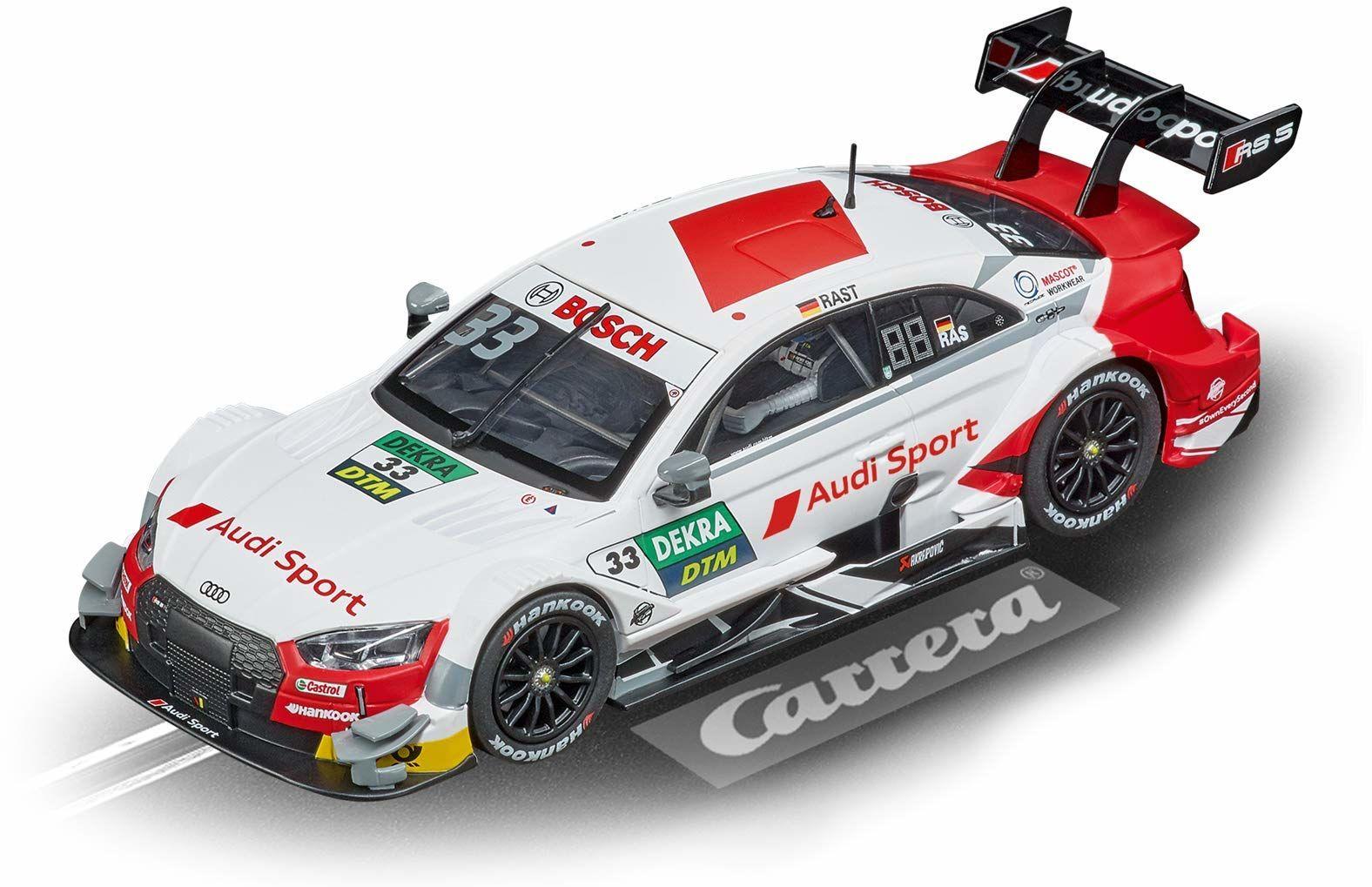 Carrera 20027634 Audi RS 5 R.Rast, nr 33 (DTM 2019)