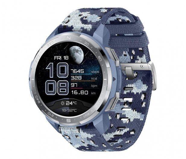Huawei Watch Honor GS PRO blue