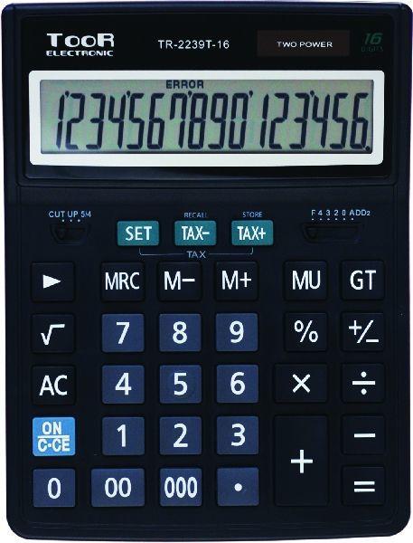 Kalkulator TOOR TR-2239T - X06794