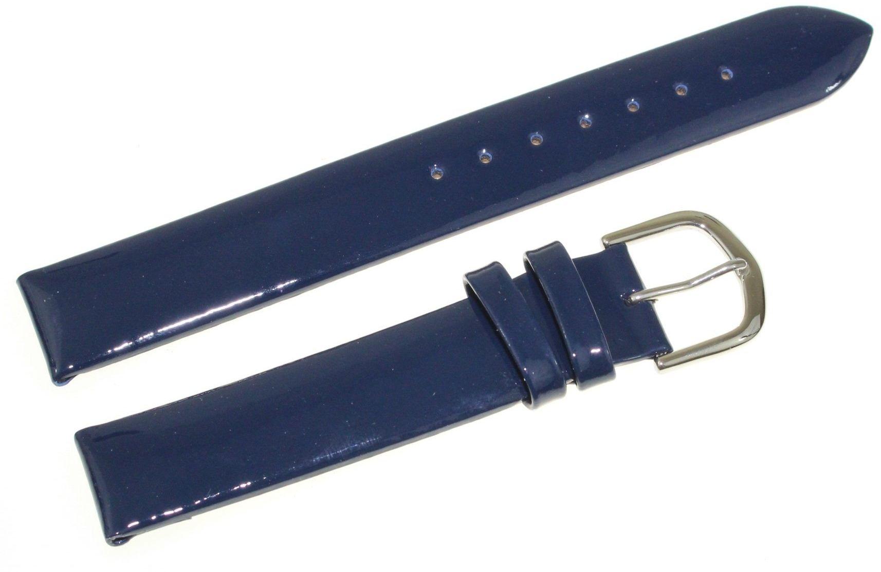 Skórzany pasek do zegarka Bisset 16 mm BS-116.16.16