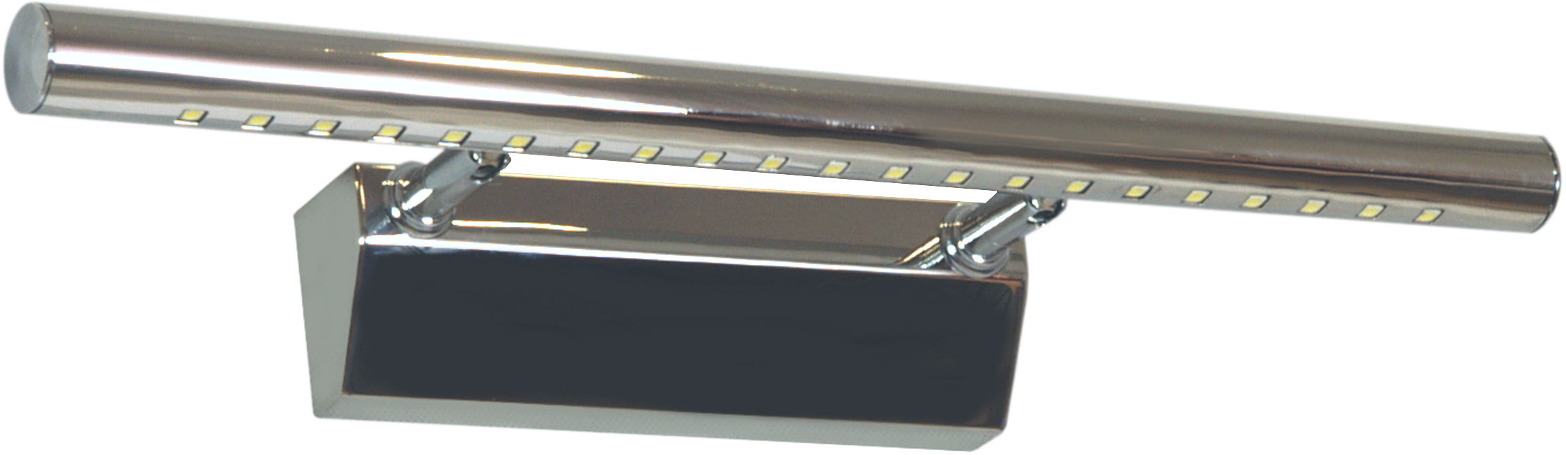 Candellux FORTE LED 2 20-27016 kinkiet lampa ścienna chrom rurka 5W LED 40,5cm