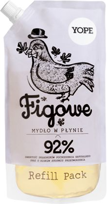 Yope Mydło figa refill 500ml